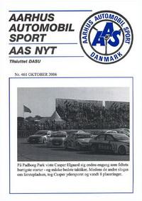 461-Klubblad-2006-Oktober-Forside