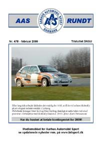 478-Klubblad-2009-Februar-Forside